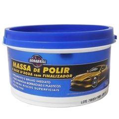 Massa de Polir 350g Base D agua com Finalizador - Ref. 14641 - RODABRIL