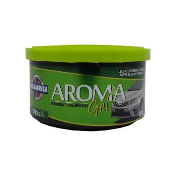 Aromatizante em Gel 60g Citrus - Ref. 12552 - RODABRISA
