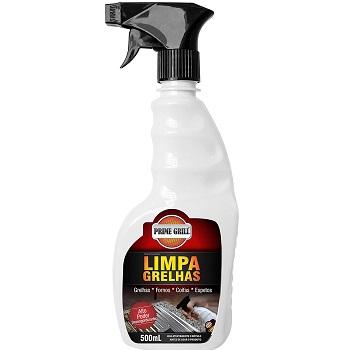 Limpa Grelhas 500ml Prime Grill - Ref.14573 - INTERBRILHO