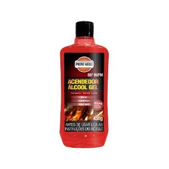 Acendedor Álcool Gel 430g - Ref.15099 - PRIME GRILL