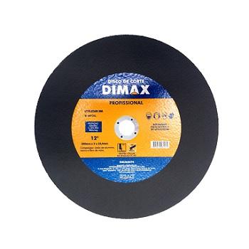 Disco de Corte para Metal 12 Pol. - Ref. DMX64474 - DIMAX