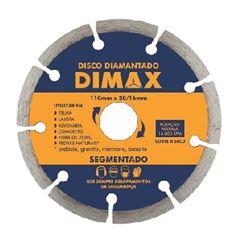 Disco Diamantado Segmentado 110x20mm - DMX64566 - DIMAX