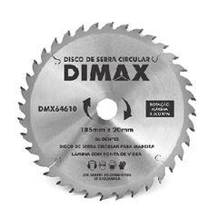 Disco Serra 185mm 36 Dentes Wídia - Ref.DMX64610 - DIMAX