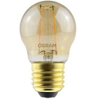 Lâmpada LED 2,5w Bivolt Vintage Bolinha 2500K - Ref. 7014553 - LEDVANCE