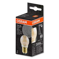 Lâmpada LED 2,5w Bivolt Vintage Bolinha 2500K - Ref. 7014553 - OSRAM
