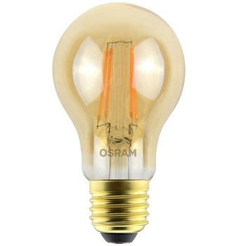 LAMPADA LED 5,5WBIV VINTAG CLA40 2500K O