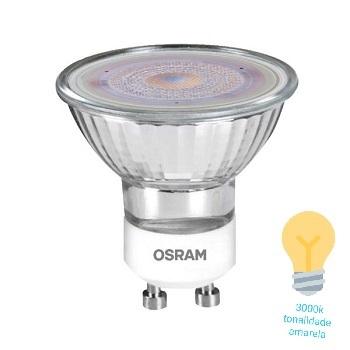 Lâmpada LED 4W Bivolt PAR15 GLASS GU10 3000K - Ref. 7014737 - OSRAM