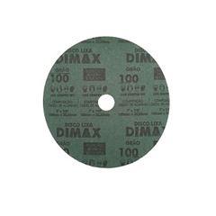 Disco de Lixa Grão 100 Aço 180x22mm - Ref. DMX64931 - DIMAX
