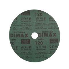 Disco de Lixa Grão 120 Aço 180x22mm - Ref. DMX64948 - DIMAX