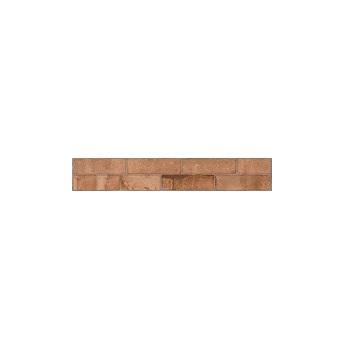 Piso 15x90 HD Industrial Brick Red Retificado Mate A - Ref.40882E - POINTER
