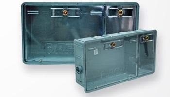 Caixa Hidrômetro Deso SE - Ref. 5200012  - INPLAST