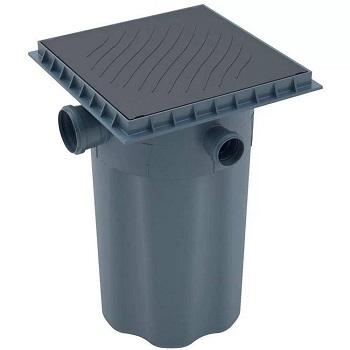 Caixa de Gordura em PVC 100mm - Ref.100019323 - TIGRE