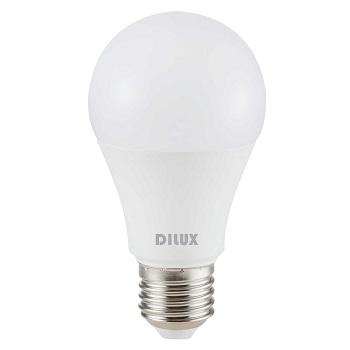Lâmpada LED Bulbo 4,8W A55 E27 Bivolt 6500K Branco Frio - Ref. DI55373 - DILUX