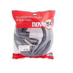 Mangueira PVC 1,30m Saída Máquina de Lavar - Ref.8032000131 - NOVE54