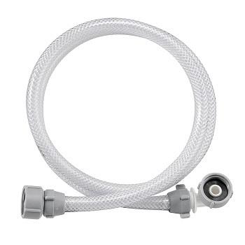 Mangueira PVC 1,20m Máquina Lavar Entrada - Ref.8032001201 - NOVE54