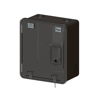 Kit Medição Energia Monofásica Padrão SE/PB/TO - Ref.8624 - TAF