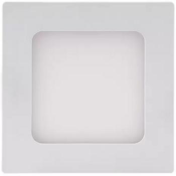 Luminária ABS LED 6w Bivolt 12cm de Embutir Quadrada 6500k - Ref.438183 - BRILIA