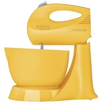 Batedeira 220v 3,5 Litros Jolie Colors Amarela - Ref.BAT414-220 - CADENCE