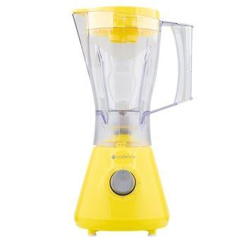 Liquidificador 220v Colors Evolution 4 Velocidades Amarelo - Ref.LIQ354-220 - CADENCE