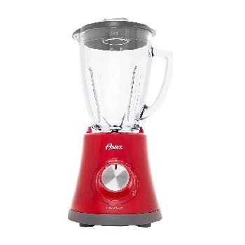 Liquidificador 8 Velocidades 220v Super Chef Vermelho - Ref. BLSTMG-RR8-057 - OSTER