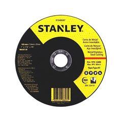 Disco Corte 7x1.6x7/8 Inox - Ref.STA8067 - STANLEY