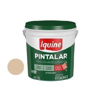 Tinta Vinil Acrílica Pintalar Areia 15 Litros - Ref.79301526 - IQUINE