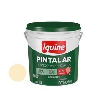 Tinta Vinil Acrílica Pintalar Perola 15 Litros - Ref.79301926 - IQUINE