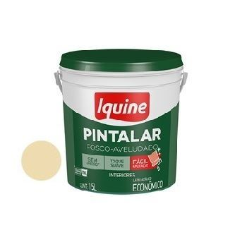 Tinta Vinil Acrílica Pintalar Marfim 15 Litros - Ref.79302026 - IQUINE
