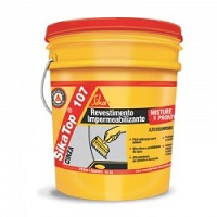 Impermeabilizante Revestimento 18kg Sikatop 107 - Ref. 427869 - SIKA