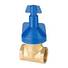 Registro Galvanizado Bronze 3/4 Base - Ref. 50048 - TIGRE