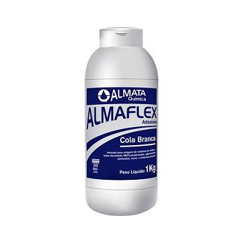 Adesivo PVA/Madeira 1kg Almaflex - Ref.1544 - ALMATA