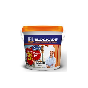 Impermeabilizante Acrílico BD22kg HB1 Concreto - Ref.01010104524 ¿ BLOCKADE