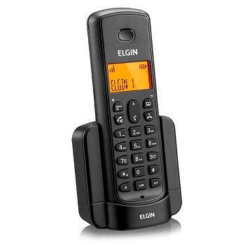 Ramal Telefônico para Expansão TSF 8000R Preto - Ref. 42TSF8000R00 - ELGIN
