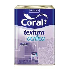 Textura Acrílica Branco 25Kg - Ref. 5353647 - CORAL