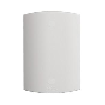 Placa Cega 4x2  Volts Branca - Ref. T_25010 - MECTRONIC