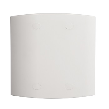 Placa Cega 4x4 Volts Branca - Ref. T_25011 - MECTRONIC