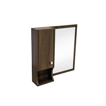 Armário para Banheiro 56x58 MDF Laqueado Ypê Modern - Ref.24735-110015 - SICMOL