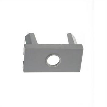 Saída de Fio Módulo Plus+ Cinza - Ref.611048CZ - PIAL
