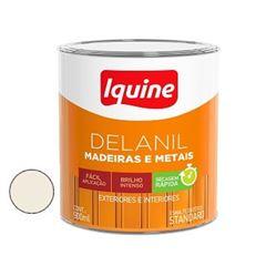Tinta Esmalte Brilhante Delanil Branco Neve 900ml - Ref.195200204 -IQUINE