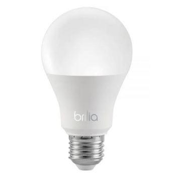 Lâmpada LED 4,8w Bivolt Bulbo A55 6500K - Ref. 439685 - BRILIA