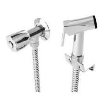 Ducha Higienica Metal 1,2cm C50 1801 Cromada - Ref.2180-0 - METAIS LEÃO