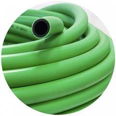 Mangueira PVC 3/4x2,0 50m Dupla Camada Verde - Ref. MRL011006 - QUALITY
