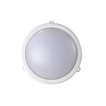 Luminária LED 7,5w Redondo 6500k Branco - Ref.17193 - ECOFORCE