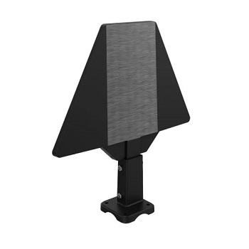 Antena de Tv Externa Ware 4k com Cabo 10m Preto - Ref.HDTVEX800PLUS - ELGIN