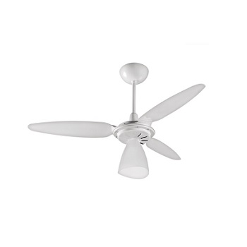 Ventilador de Teto 220v Wind Ligh Branco - Ref.272 - VENTISOL