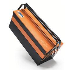Caixa de Ferramenta Sanfonada 5 Gavetas Azul - Ref.44952/000 - TRAMONTINA
