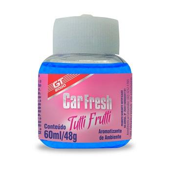 Odorizante 60ml Tutti Fruti Car Fresh - Ref.004.0435 - BASTON