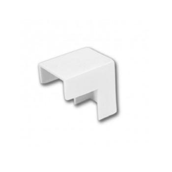 Cotovelo Sistema X 40x16mm Externo Branco - Ref. 62030 - ILUMI