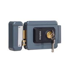 Fechadura Elétrica com Cilindro Ajustável Fx2000AJ Cinza - Ref.4679020 - INTELBRAS