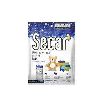 Desumificador Secar 250g Closet Kids - Ref.10.02.0627 - SECAR